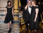 Lena Dunham In Simone Rocha - Human Rights Campaign Los Angeles Gala 2015
