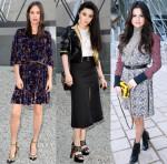 Louis Vuitton Fall 2015 Front Row