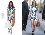 Maisie Williams In Kate Spade New York - Jimmy Kimmel Live