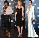 'Alexander McQueen: Savage Beauty' Exhibition Red Carpet Roundup