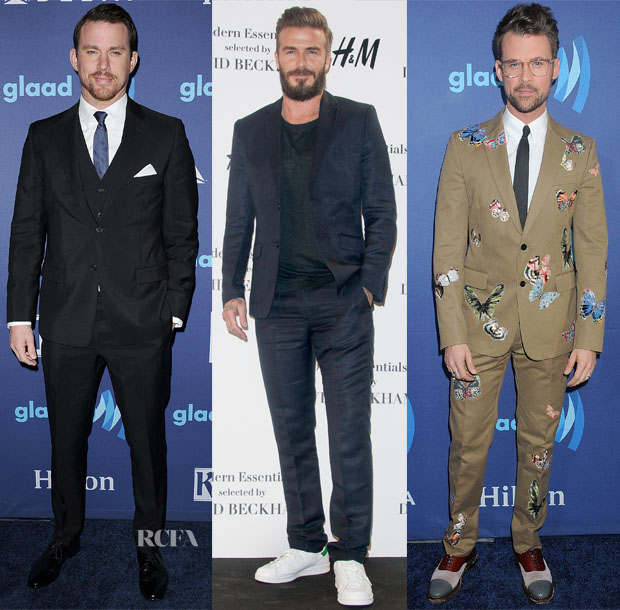 Menswear Red Carpet Roundup 23 march