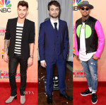 Menswear Red Carpet Roundup 31 March 2