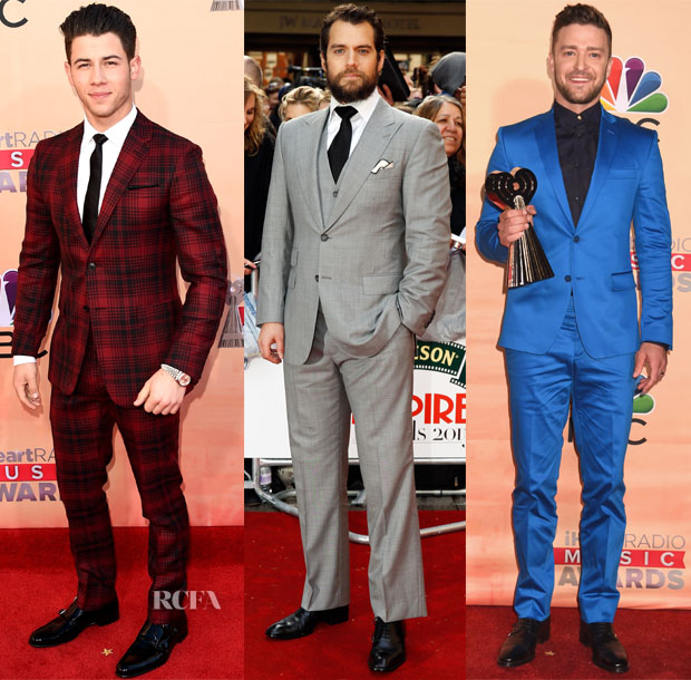 Menswear Red Carpet Roundup 31 March