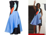 Michelle Obama's Roksanda Lansdale Dress