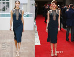 Olga Kurylenko In Julien Macdonald - 2015 Jameson Empire Awards