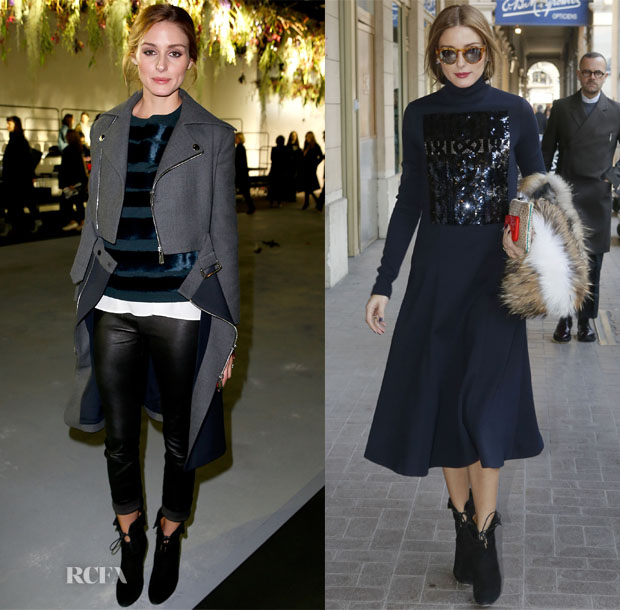 Olivia Palermo's Paris Fashion Week Style