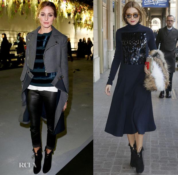 b09310e0d26 Olivia Palermo s Paris Fashion Week Style - Red Carpet Fashion Awards