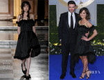 Richard Madden In Thom Sweeney & Jenna-Louise Coleman In Simone Rocha - 'Cinderella' London Premiere