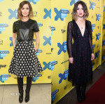 Rose Byrne In Prabal Gurung & Thakoon - 'Adult Beginners' and 'Spy' 2015 SXSW Music, Film + Interactive Festival Premieres