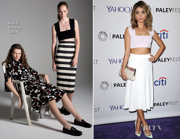 Sarah Hyland In ALC - PALEYFEST LA Presents 'Modern Family'