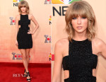 Taylor Swift In Kaufmanfranco - 2015 iHeartRadio Music Awards