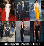 Which Was Your Favourite Shailene Woodley 'Insurgent' Promo Tour Look?