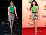 Zendaya Coleman In Fausto Puglisi - 2015 iHeartRadio Music Awards