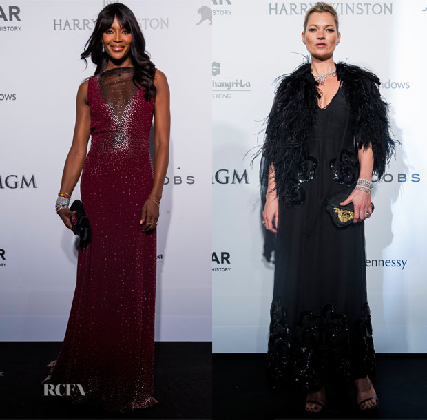 amfAR Hong Kong Gala Red Carpet Roundup