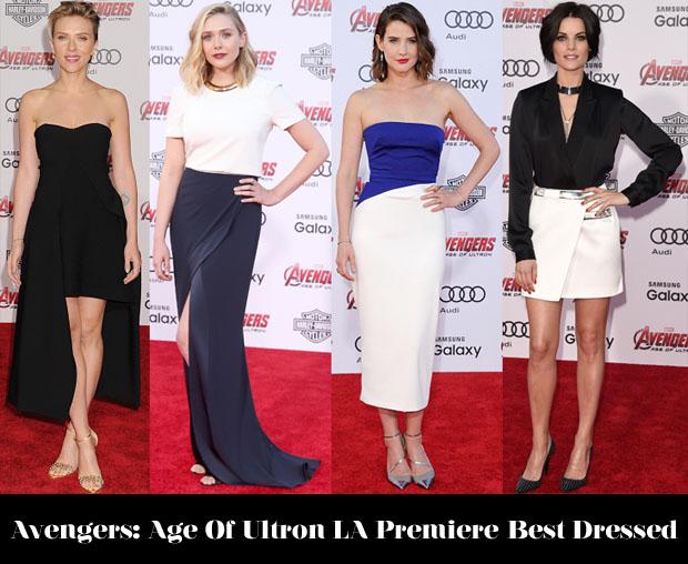 'Avengers Age Of Ultron' LA Premiere