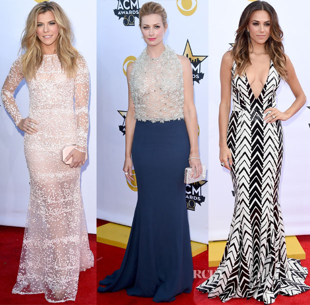 2015 ACM Awards Red Carpet Roundup