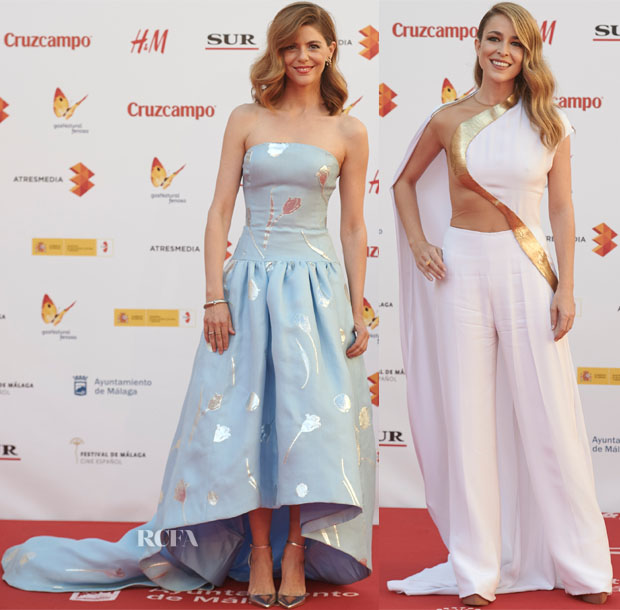 2015 Malaga Film Festival Opening Ceremony
