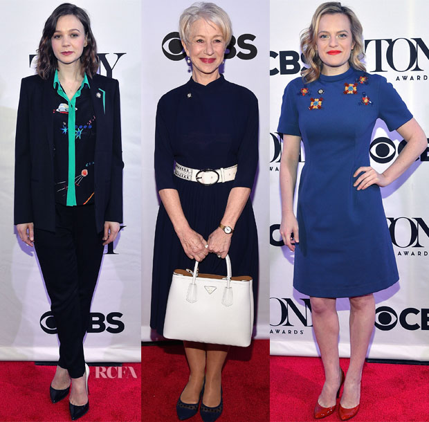 2015 Tony Awards Meet The Nominees Press Reception