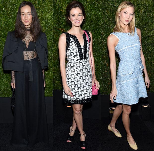2015 Tribeca Film Festival Chanel Artists Dinner 3