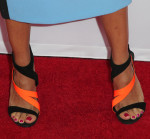 Rosario Dawson's Tamara Mellon shoes