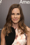 Hilary Swank in Giambattista Valli
