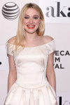 Dakota Fanning in Zac Posen