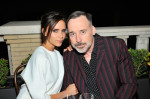 Victoria Beckham and David Furnish