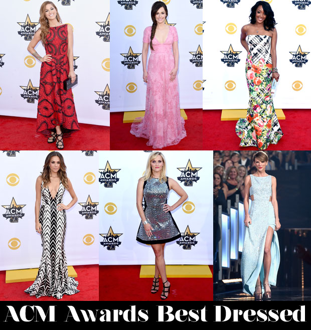 Who Was Your Best Dressed At The 2015 ACM Awards?