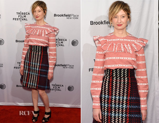 Alba Rohrwacher In Miu Miu - 'Hungry Hearts' Tribeca Film Festival Premiere