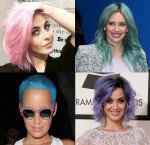 Beauty Trend Spotting: Unicorn Hair