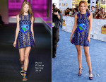 Bella Thorne In Peter Pilotto - 2015 MTV Movie Awards
