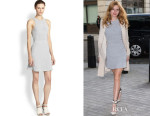 Bella Thorne's 3.1 Phillip Lim Textured Knit Dress