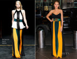 Blake Lively In Balmain - Out In New York City