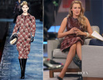 Blake Lively Marc Jacobs