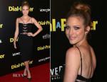Brittany Snow In Noam Hanoch - 'Dial A Prayer' LA Premiere