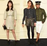 Chanel Paris-Salzburg 2014/15 Metiers d'Art Collection New York Fashion Show