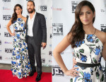 Camila Alves In Milly - Mack, Jack & McConaughey Charity Gala