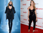 Cara Delevingne In Alexandre Vauthier Couture - The CinemaCon Big Screen Achievement Awards