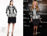 Cat Deeley In Monique Lhuillier - Samsung Celebrates the Opening Of The Samsung Studio LA