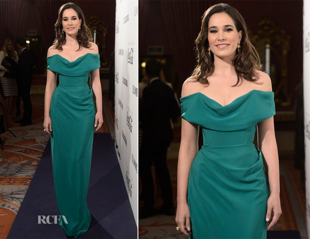 Celia Freijeiro In Vivienne Westwood - Valle-Inclán Theatre Awards