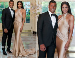 Ciara In Walter Mendez - White House State Dinner