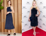 Dakota Fanning In Theory - IWC Schaffhausen's 'For the Love of Cinema' Dinner