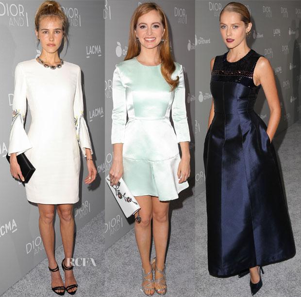 Dior & I LA Premiere 2