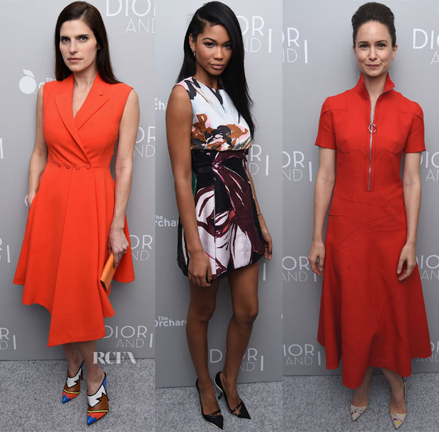 'Dior & I' New York Screening