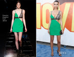 Emily Ratajkowski In Fausto Puglisi - 2015 MTV Movie Awards