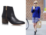 Emma Roberts' Kurt Geiger London 'Savannah' Boots
