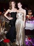 Emmy Rossum & Allison Williams In Ralph Lauren - Save Venice Masked Ball