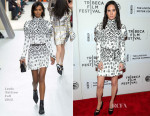 Jennifer Connelly In Louis Vuitton - 'Aloft' Tribeca Film Festival Premiere