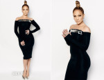 Jennifer Lopez In David Koma - FOX's 'American Idol' Season 14 Top 7 Revealed