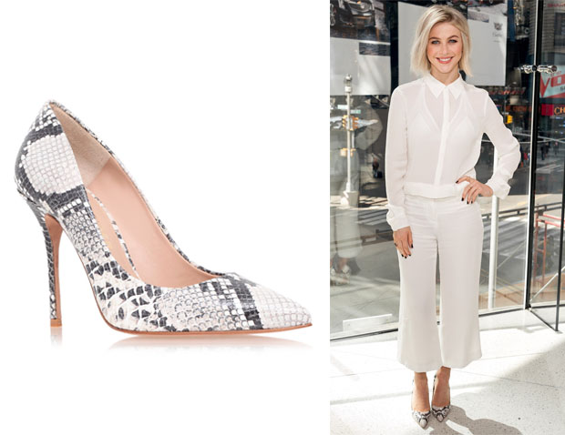 Julianne Hough's Kurt Geiger 'Ellen' Pumps